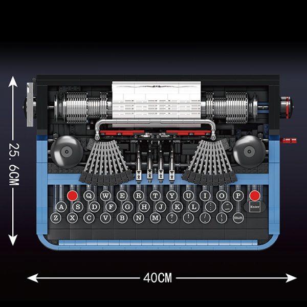 Mould King 10032 Typewriter 065402