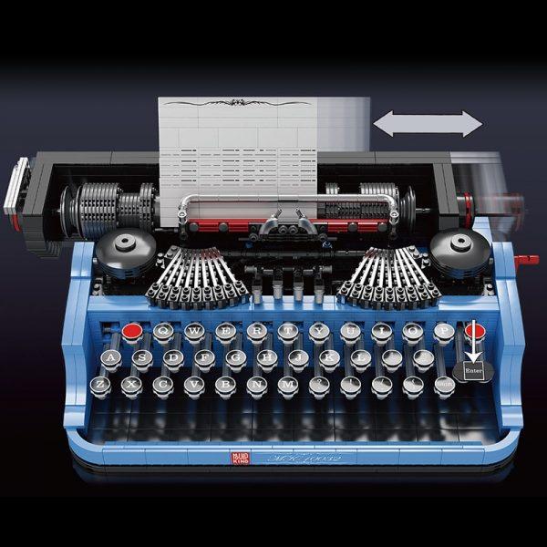 Mould King 10032 Typewriter 065404