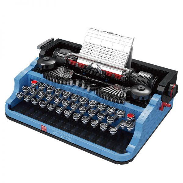 Mould King 10032 Typewriter 065405