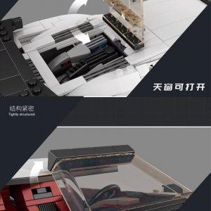 Mould King 10004 Bugatti 110 Special Commemorative Edition (3)