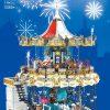 Mould King 11011 Land Carousel (7)