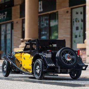 Mould King 13080 Bugatti 50t (2)