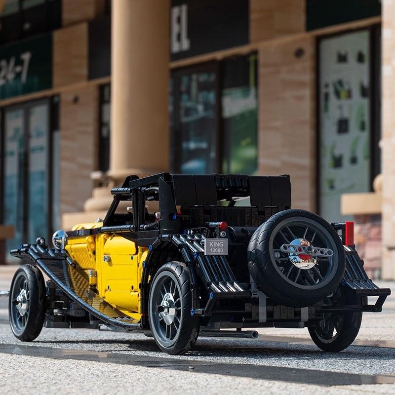 MOULD KING 13080 Bugatti 50T