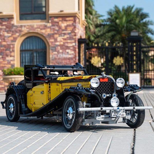 Mould King 13080 Bugatti 50t (3)