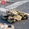 Mould King 20011 Rc Red Alert Mammoth Tank (1)