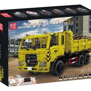 Mouldking 17012 Three Way Dump Truck