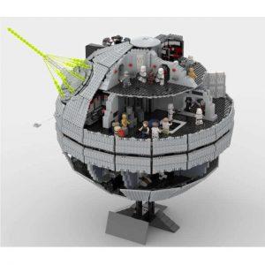 Mouldking 21034 Death Star (1)