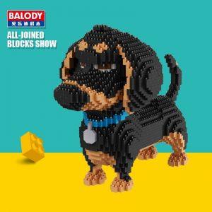 Balody 16014 Teckel Dog (4)