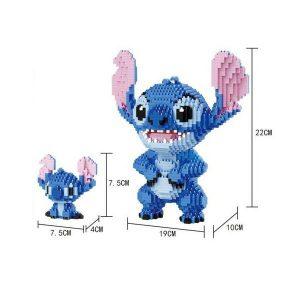 Balody 16047 Lilo And Stitch – Stitch (3)