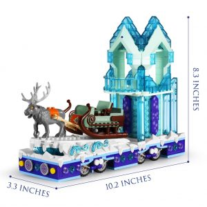 Ciro B774 Anna & Elsa's Ice Castle (6)