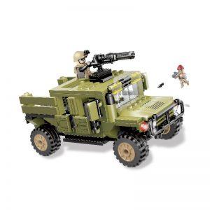 Gudi 20103 Hummer Strikes (1)