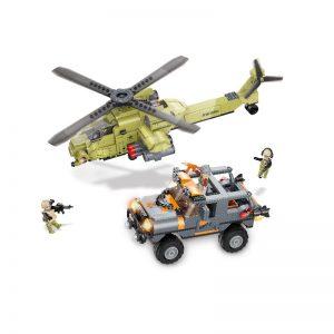 Gudi 20106 Land And Air Battle (3)