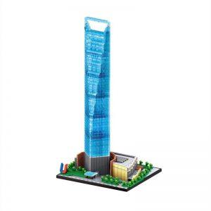 Lezi 8010 Shanghai World Financial Center (3)