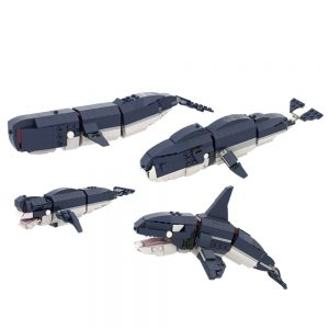 Moc 52256 Whales 31088 2 To 1 Plus! (1)