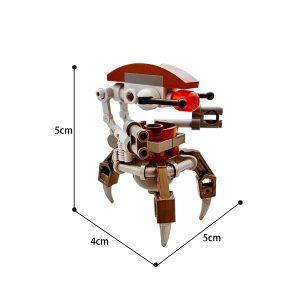 Mocbrickland Moc 003976 Destroyer Droid (3)