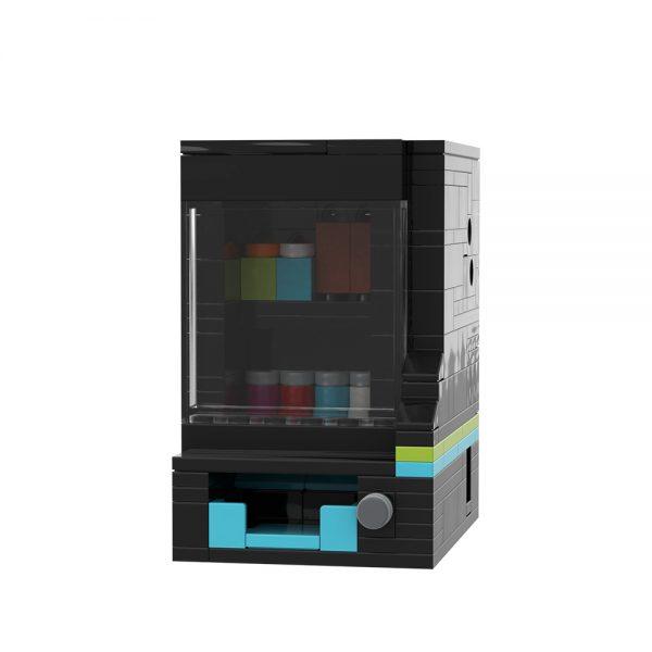 Mocbrickland Moc 43536 Vending Machine (a Level 7 Puzzle Box) By Cheat3 Puzzles (1)