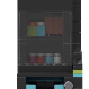 Mocbrickland Moc 43536 Vending Machine (a Level 7 Puzzle Box) By Cheat3 Puzzles (4)