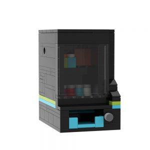 Mocbrickland Moc 43536 Vending Machine (a Level 7 Puzzle Box) By Cheat3 Puzzles (6)