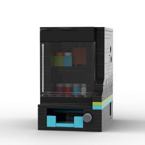 Mocbrickland Moc 43536 Vending Machine (a Level 7 Puzzle Box) By Cheat3 Puzzles (7)