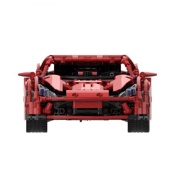 Mocbrickland Moc 58958 Ferrari F8 Tributo (5)
