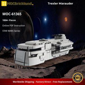 Mocbrickland Moc 61365 Trexler Marauder (2)