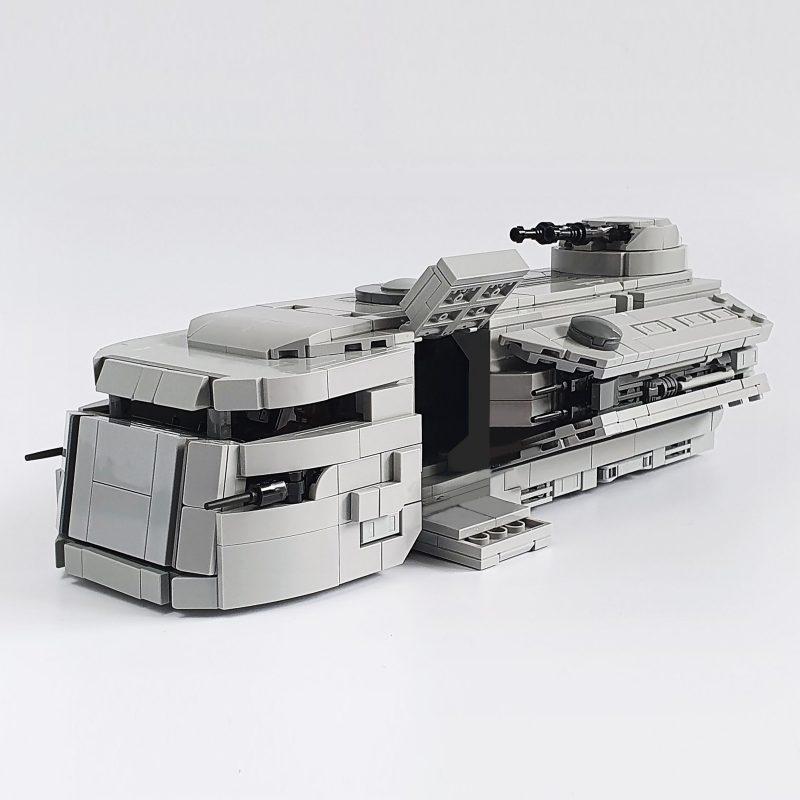 MOCBRICKLAND MOC-61365 Trexler Marauder