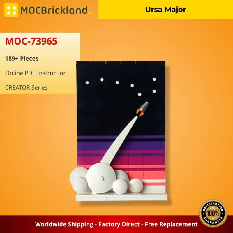 MOCBRICKLAND MOC-73965 Ursa Major