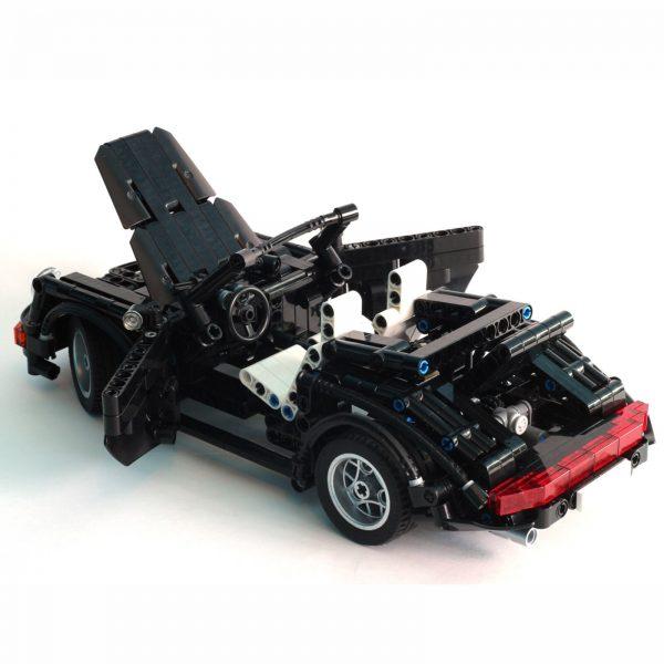 Mocbrickland Moc 8013 Porsche 964911 Cabriolet (2)
