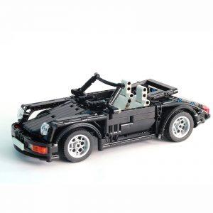 Mocbrickland Moc 8013 Porsche 964911 Cabriolet (4)