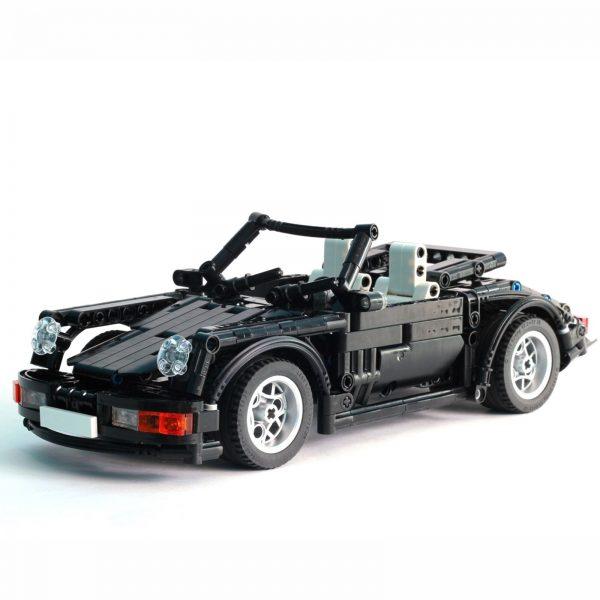 Mocbrickland Moc 8013 Porsche 964911 Cabriolet (5)