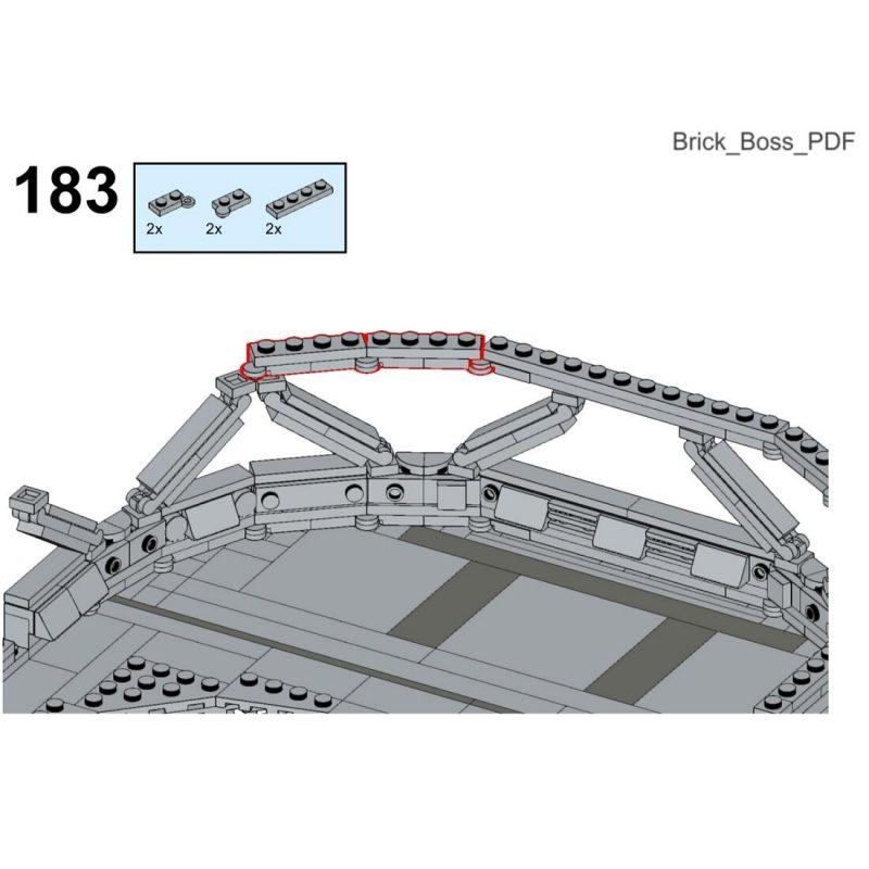 MOCBRICKLAND MOC-87840 Venator Bridge Playset by Brick_boss_pdf