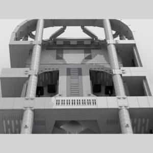 Mocbrickland Moc 87840 Venator Bridge Playset By Brick Boss Pdf (4)