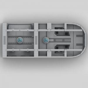 Mocbrickland Moc 87840 Venator Bridge Playset By Brick Boss Pdf (6)