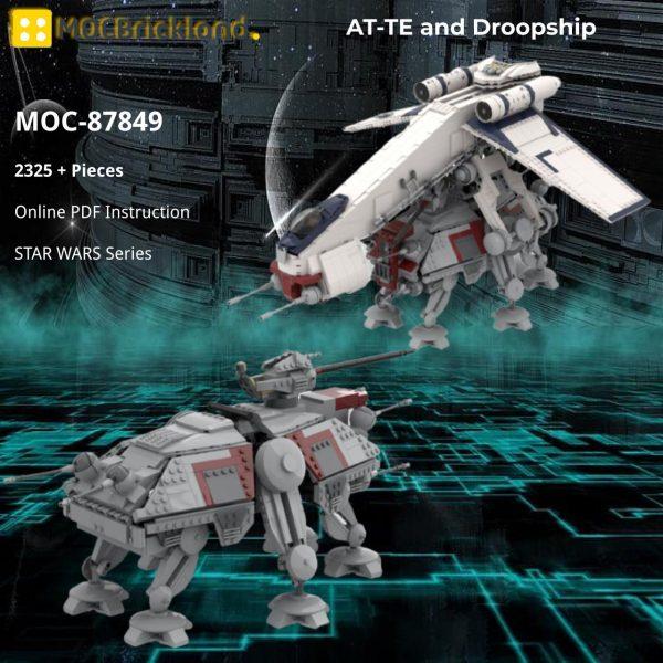 Mocbrickland Moc 87849 At Te And Droopship By Brick Boss Pdf (2)