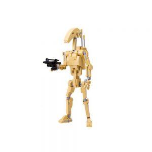 Mocbrickland Moc 89834 Custom Star Wars Battle Droid (1)