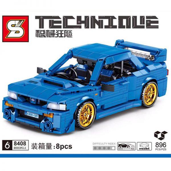 Sy 8408 Subaru 22b Sti Version (1)