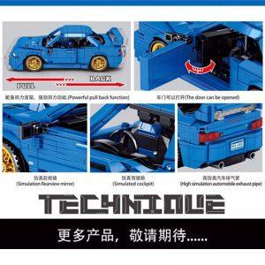 Sy 8408 Subaru 22b Sti Version (2)