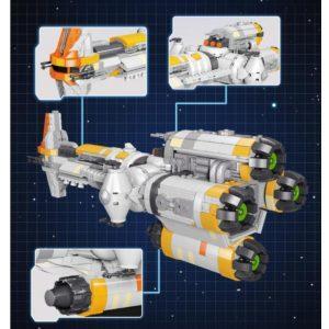 Super18k K108 Star Warship (2)