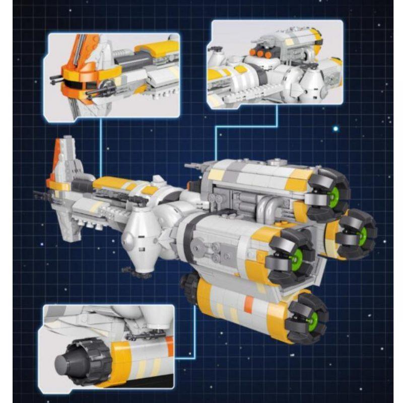 Super18K K108 Star Warship