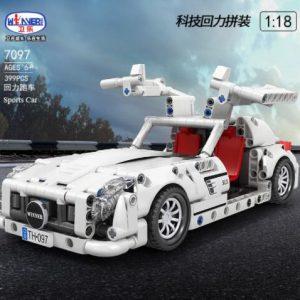 Winner 7097 Th 097 Sport Car (1)