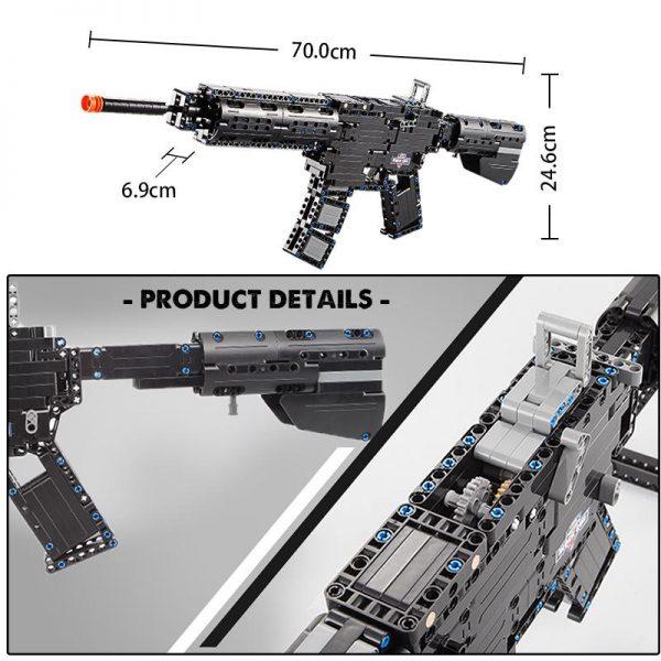 Cada C81005 Mauser M4a1 Assault Rifle 040117.jpg