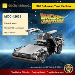 Moc 42632 Back To The Future 1985 Delorean Time Machine.pptx 5.jpg